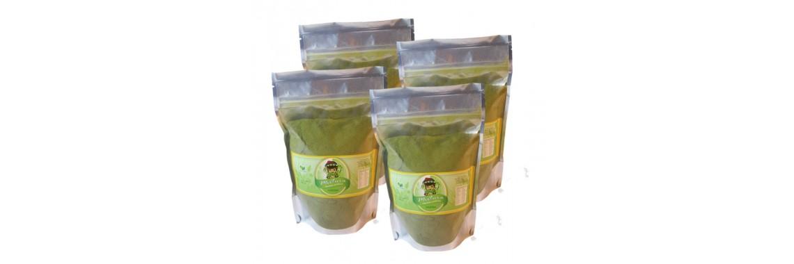 coca tea powder pack